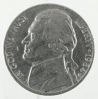 1984 -United States 5 Cents  - KM# A192 - F - Emissioni Federali
