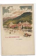 63 - LA BOURBOULE - Les Thermes ( Dos Entier) - La Bourboule