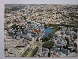 CARTE POSTALE NANTES VUE AERIENNE - Nantes
