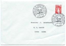 ENVELOPPE CONGRES DE LA FEDERATION NATIONALE ASSOCIATIONS SPORTIVES DE L'EQUIPEMENT 1978 / NAJAC - 1961-....