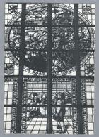NL.- BRIELLE. Sint Catharijnekerk. Glas In Lood Raam. - Kerken En Kathedralen