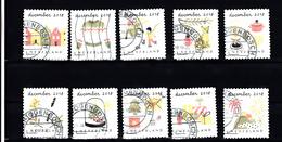 Nederland 2018, Nvph Nr ??, Mi Nr ??, Decemberzegels Compleet - Periode 2013-... (Willem-Alexander)