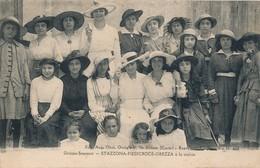 I19 - 20 - STAZZONA - PIEDICROCE - OREZZA  - Corse - à La Source - Groupe Souvenir - France