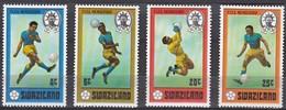 Swaziland - 1976 - FIFA Membership - Swaziland (1968-...)