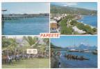 Polynésie Française  / Tahiti - Papeete Fêtes De Juillet - N39 - Polynésie Française
