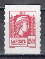 France 2004 - 60e Ann. De La Marianne D'Alger, Emis En Carnet, Autoadhesif, YT 3716, Neuf** - Unused Stamps