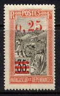 MADAGASCAR - 126* - TRANSPORT EN FILANZANE - Madagascar (1889-1960)