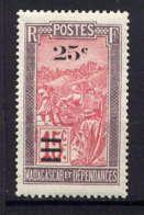 MADAGASCAR - 144* - TRANSPORT EN FILANZANE - Madagascar (1889-1960)
