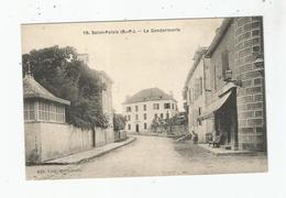 SAINT PALAIS ( B P)  19 LA GENDARMERIE ET RESTAURANT - Saint Palais