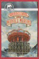 Les Machines De L 'Île. Nantes. France. Visuel : Carrousel Des Mondes Marins. 2018. - Tickets D'entrée