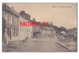 TOP TOP TOP - ACOZ - Rue De La Station - VERSTUURD 1924 - Gerpinnes