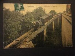 LANGRES - Crémaillère Sur Le Pont - Langres