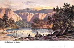 Die Taufstelle Am Jordan (1905, Palastina N° 6) - Palestine