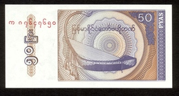 Myanmar 1994, 50 Pays - UNC, Kassenfrisch - Myanmar