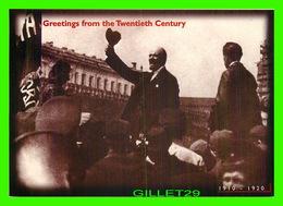 ADVERTISING, PUBLICITÉ - BOLSHEVICK REVOLUTION, 1917 -  THE TWENTIETH CENTURY MEMORIAL FOUNDATION, - Publicité