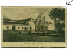 GUATEMALA - CATEDRAL - ANTIGUA - 1927 (BG1751) - Guatemala