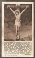 DP. ALICE HAUSPIE ° POPERINGHE 1895 -+ 1929 - Religione & Esoterismo