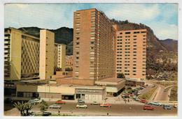 BOGOTA    HOTEL   TEQUENDAMA            (VIAGGIATA) - Colombie