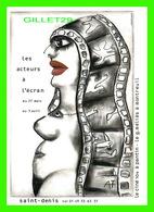 ADVERTISING, PUBLICITÉ - FESTIVAL INTERNATIONAL, LES ACTEURS À L'ÉCRAN, 1998 - LE PRIX MICHEL SIMON - - Publicité