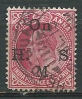 Inde   - Service  -   Yvert N°  41 Oblitéré    -  Abc29858 - 1902-11 King Edward VII