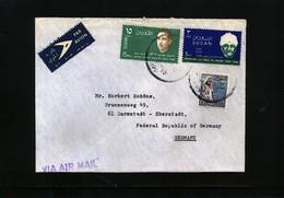 Sudan Interesting Letter - Soedan (1954-...)