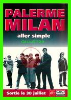 AFFICHE DE FILM - PALERME MILAN ALLER SIMPLE - FILM DE CLAUDIO FRAGASSO - - Affiches Sur Carte