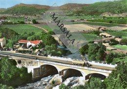 CPSM  Les Arcs Sur Argens Le  Pont Sur L'Argens - Les Arcs