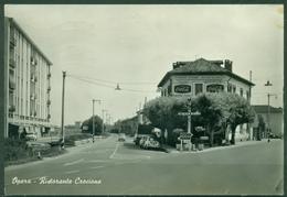 CARTOLINA - MILANO - CV641 OPERA (Milano MI) Ristorante Crocione, FG, Viaggiata 1964, Ottime Condizioni - Milano