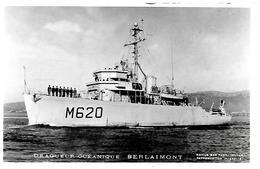 CPA-1955-DRAGUEUR-OCEANIQUE-M620-BERLAIMONT-TBE - Guerre