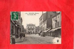 F0901 - OULLINS - 69 - La Grande Rue - Oullins