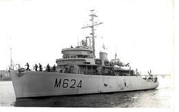 CPA-1955-DRAGUEUR-OCEANIQUE-M624-COLMAR-BE-Leger Pli Au Milieu - Guerre