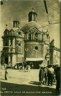 MEXICO - EL POCITO - VILLA DE GUADALUPE - RPPC POSTCARD - 1950s (BG1753) - Messico