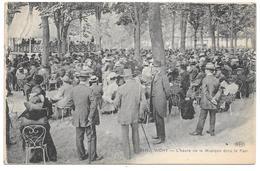 03 - VICHY - L'heure De La Musique Dans Le Parc - Ed. ELD N° 3345 - Vichy