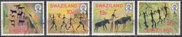Swaziland - 1977 - Rock Paintings - Swaziland (1968-...)
