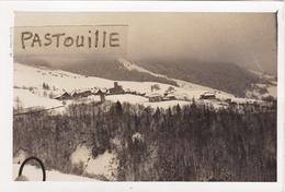 Photo. : 17,5 Cm X 11,5 Cm.   Montmin En 1934 - Otros Municipios