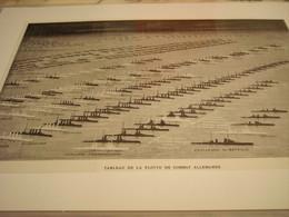 LES FORCES NAVAL ALLEMANDE  1916 - 1914-18