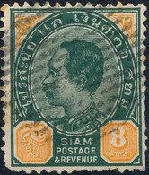 Stamp Trailand 1899 8a  Used Lot#118 - Colecciones (en álbumes)