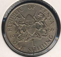 Kenia, 1 Shilling 1966, UNC - Kenya