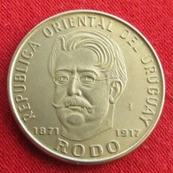 Uruguay 50 Pesos 1971 KM# 58  Uruguai - Uruguay