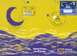 2016 FDC, Joy Of Europe, Montenegro, MNH - Montenegro
