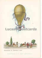Aerostati - Ascensione Di Garnerin 1795 - Altri