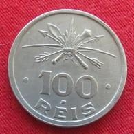 Brazil Brasil 100 Reis 1932  400 Anniversary Of Colonization Bresil #1 - Brésil