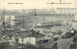 BREST LE GRAND PONT OUVERT - Brest