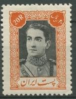 Iran 1942 Mohammad Reza Schah Pahlavi 773 Postfrisch - Iran