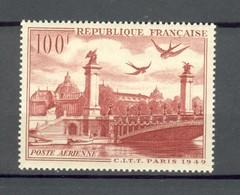 PA 28 Congrès International De Télégraphie Et Téléphonie - Neuf XX Sans Charnière - 1927-1959 Neufs