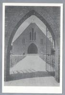 NL.- BRIELLE. Hoofdingang Bedevaartskerk H.H. Martelaren Van Gorcum. - Kerken En Kathedralen