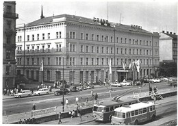 Brno Grand Hotel Bus Vieilles Voitures - Tchéquie
