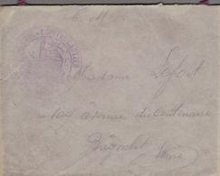 LSC - Cachet PLACE DE TOUL - HOPITAL BAUTZEN - Marcophilie (Lettres)