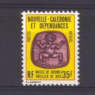 Nouvelle Calédonie  -  1983  -  Services  :  Yv  35  ** - Dienstpost