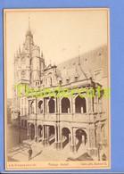GRAND PHOTO DE CABINET 16cm X 11 Cm  COLN   COLOGNE RATHAUS HOTEL DE VILLE - Oud (voor 1900)